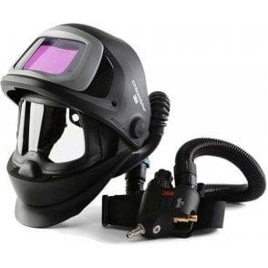 3M Speedglass 9100FX Welding Helmet with Adflo 9100XX Fresh Air Unit