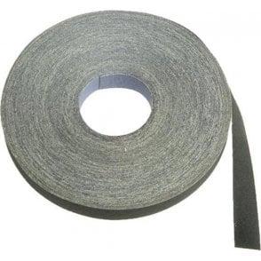 Faithfull Emery Cloth Roll 50m x 25mm