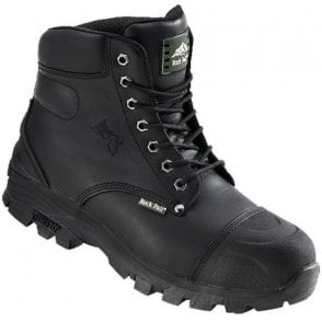 Rock Fall Ebonite Construction Safety Boots
