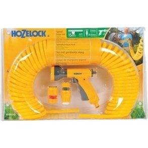Hozelock Spiral Hose Kit
