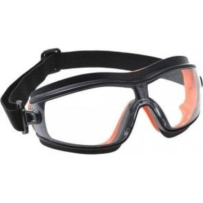 Portwest Slim Safety Goggles (PW26)