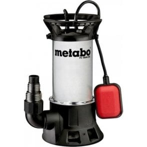 Metabo Dirty Water Submersible Pump PS18000 SN 240V
