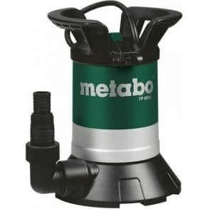 Metabo Clear Water Submersible Pump TP 6600 240V