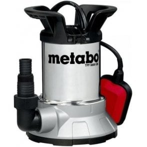Metabo Clear Water Submersible Pump TPF 6600 SN 240V