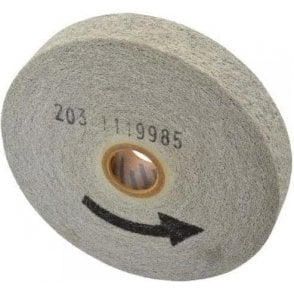 Norton Aluminium Oxide Deburring Wheel