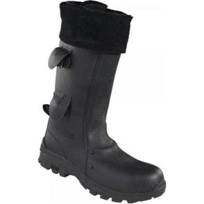 Rockfall Vulcan Metal Free Foundry Safety Boots