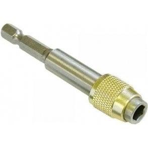 Faithfull Stainless Steel Magnetic Bit Holder