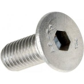 Stainless Steel A4 Countersunk Socket Screw M6