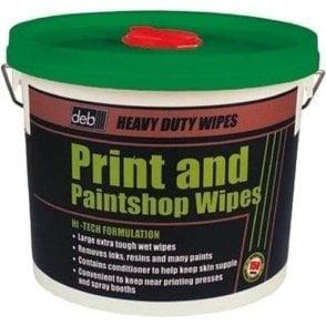 Tufanega Print and Paintshop Wipes (Tub of 150)