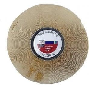 Simple Stik Adhesive Roll (Box of 3)