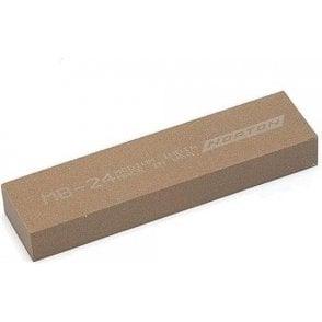 India Medium Grade Oil Stone MB24 100mm x 25mm x 12mm