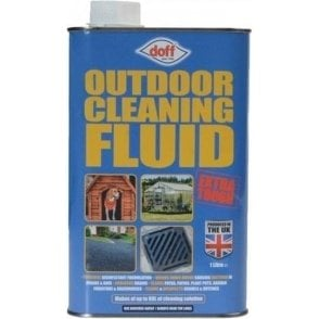 Doff Outdoor Cleaning Fluid 1ltr