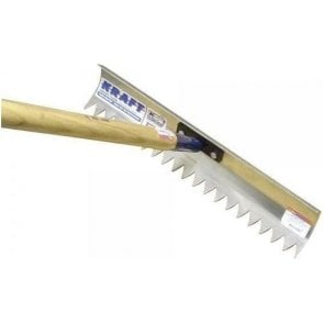 Kraft Tool Heavy Duty Concrete Rake