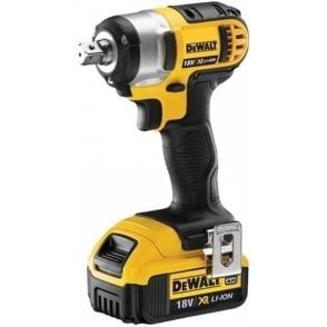 Dewalt Impact Wrench DCF880M2 (with Charger and 2 x 4Ah Batteries in Kitbox)