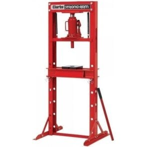Clarke Economy Hydraulic Floor Press CSA10EP 10 Tonne