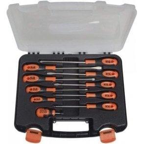 Bahco 605-10 Screwdriver Set (10 Piece)