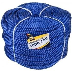 Prosolve Blue Polypropylene Rope