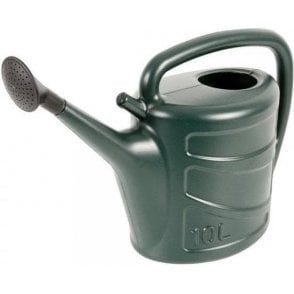 Green Watering Can 10ltr