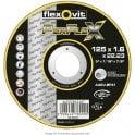 Flexovit Perflex Pro Thin Cutting Disc (Pack of 100)