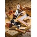 Faithfull Woodworking Plane and Square Set (4 Piece)