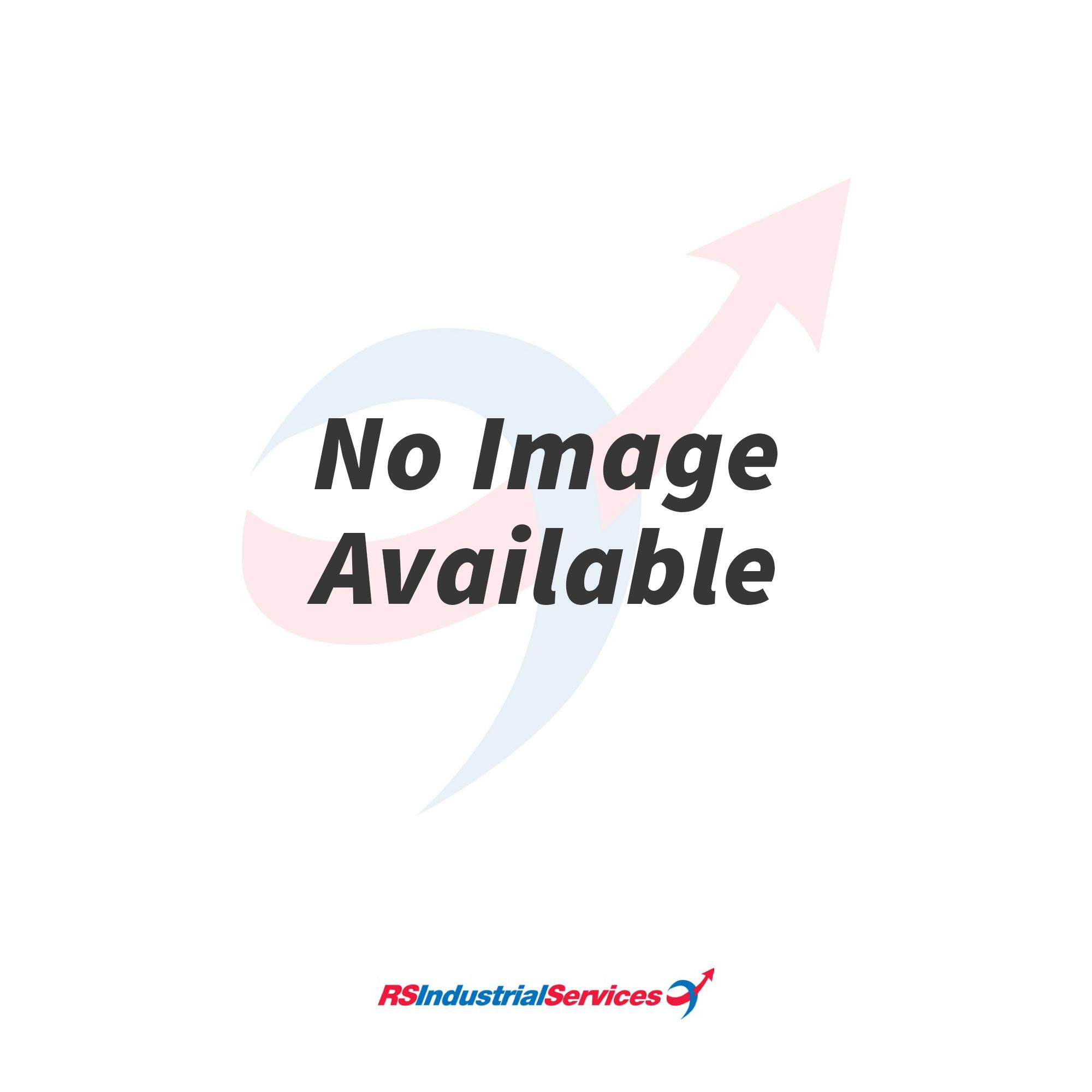 Faithfull Broom PVC Head Complete with Handle 325mm