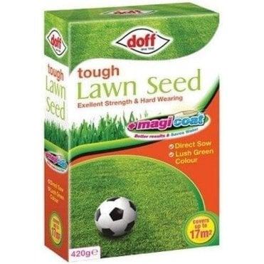 Doff Tough Magicoat Lawn Seed 420g