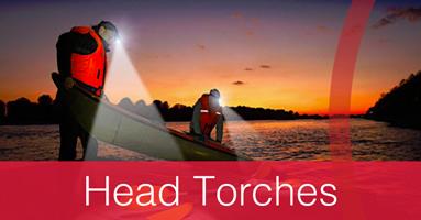 LED Lenser Head Torches