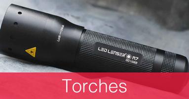 LED Lenser Torches