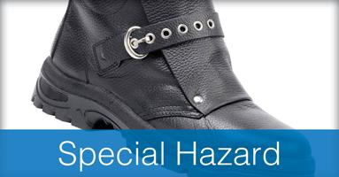 Special Hazard Footwear