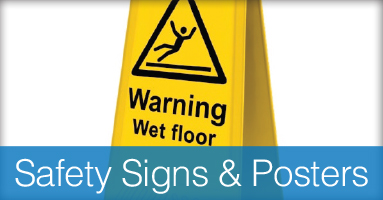 Safety Signs and Posters