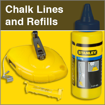 Chalk Lines and Refills