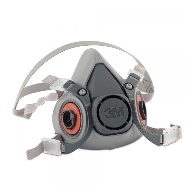 Mask 3m 6000 Half Series
