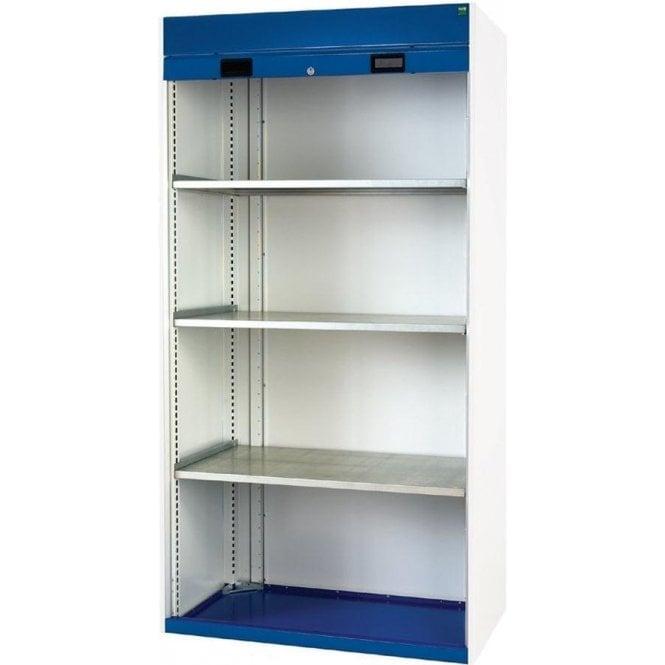 Bott Roller Shutter Door Cupboard With 3 Shelves Rsis