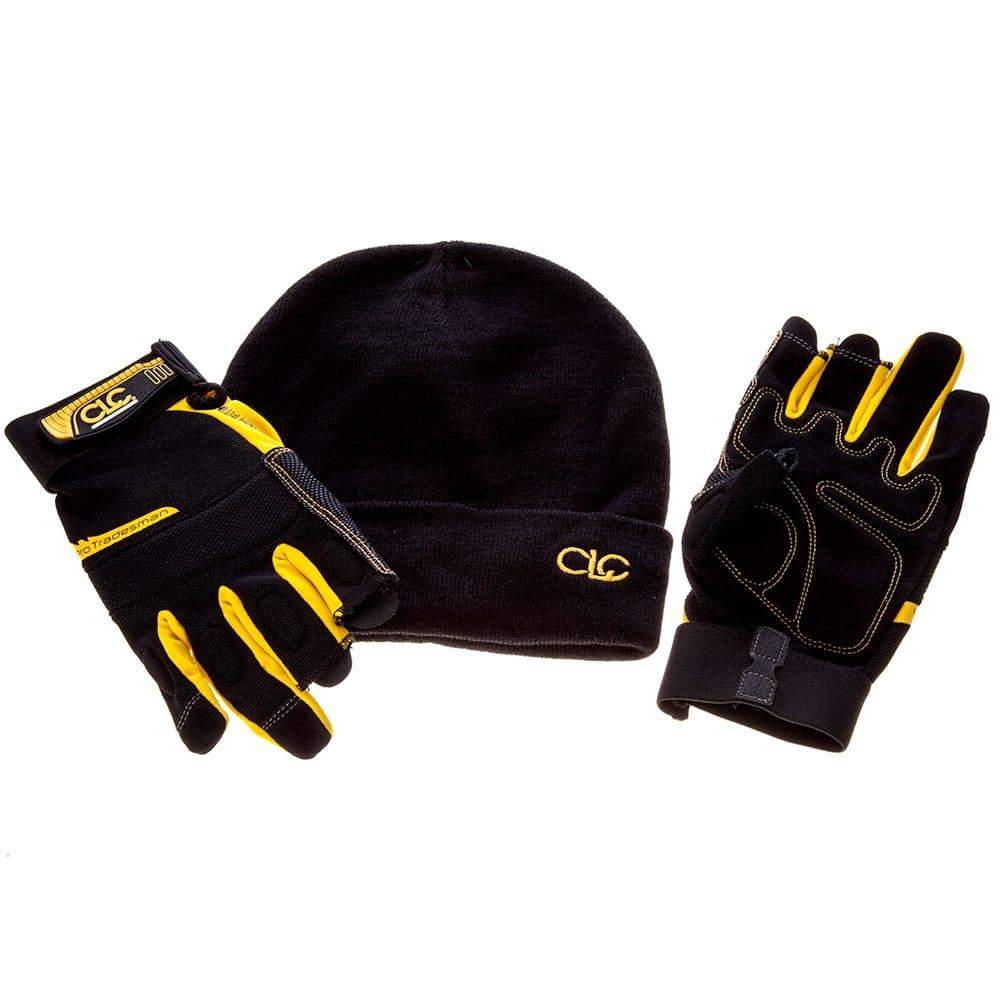 Framer Work Glove Fingerless Palm Grip New