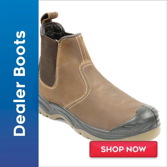 2fc43513167 Safety Footwear VAT Rules   RS Industrial Services