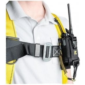 Python Safety Dual Tool Belt Holster with Retractors (1500107) | RSIS