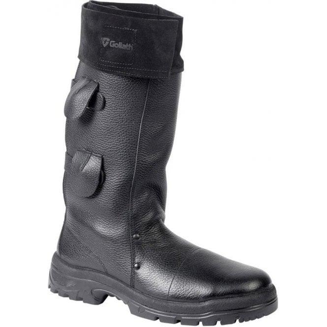 0abf1f8e177 Goliath Goliath Furnace Master High Leg Foundry Boots