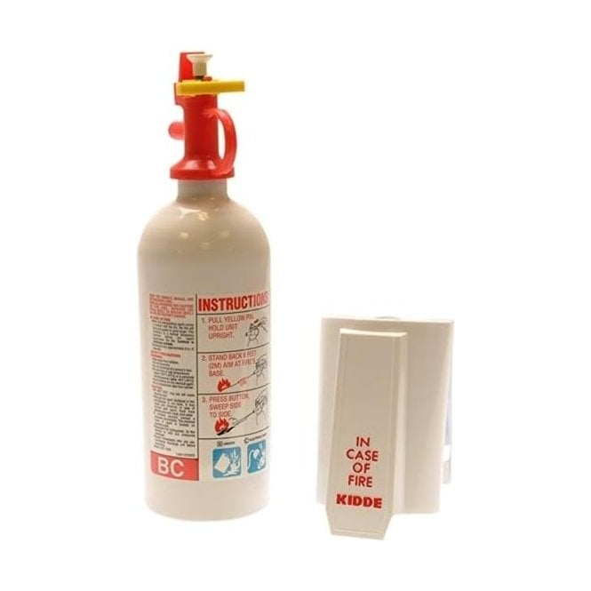 Kidde Kitchen Fire Extinguisher 0.6Kg