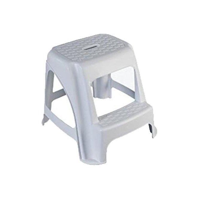 Pleasant Plastic Step Stool 470Mm L X 510Mm W X 400Mm H Cjindustries Chair Design For Home Cjindustriesco