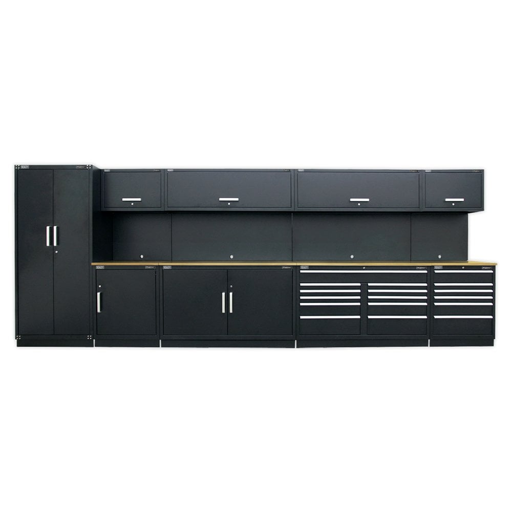 Sealey Heavy-Duty Modular Wall Storage Cabinet Unit 775mm APMS13